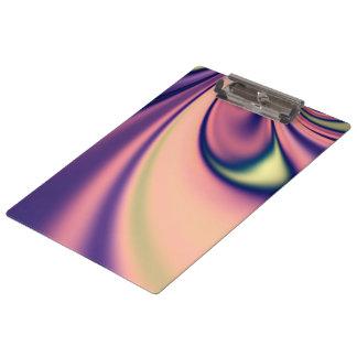 Pastel Days Fractal Clipboard