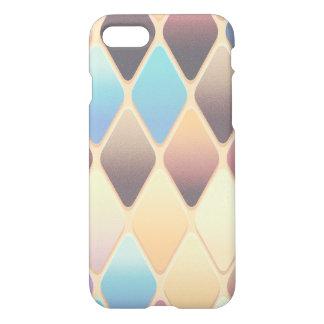 Pastel Diamond Mosaic iPhone 8/7 Case