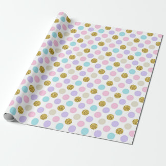 Pastel Dots Wrapping Paper
