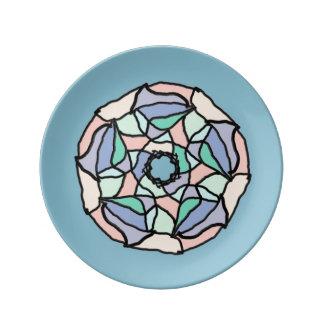 Pastel Dreams Plate