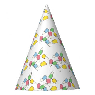 Pastel Easter Basket Candy Corn Candycorn Candies Party Hat