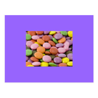 Pastel Easter Candy Card