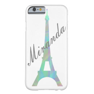 Pastel Eiffel Customized Phone Case
