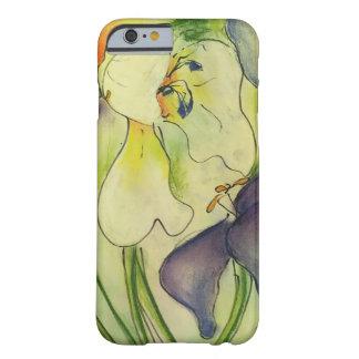 pastel floral design phone case