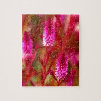 Pastel Flower Jigsaw Puzzle