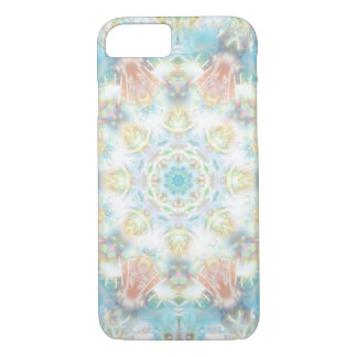 Pastel Flower Mandala iPhone 7 Case