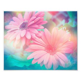 PASTEL FLOWER PRINT