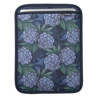 Pastel Flowers iPad cover