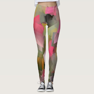 Pastel Garden.... Leggings