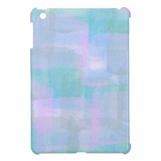 Pastel Geometric Lines iPad Mini Case