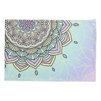 Pastel Glow Mandala ID359 Pillowcase