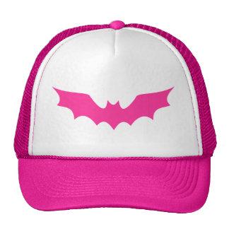 Pastel Goth Bat Trucker Hat