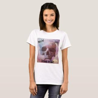Pastel Goth Dead Inside Women's Tee Shirt