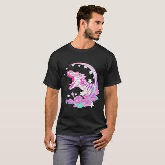 Pastel Goth Trex TShirt - Vaporwave Aesthetic