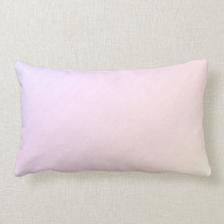 Pastel Gradient Lumbar Pillow
