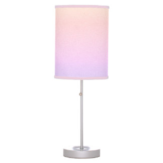 Pastel Gradient Table Lamp