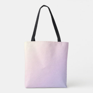 Pastel Gradient Tote Bag