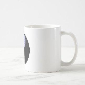 Pastel Gradient Yin Yang Coffee Mug