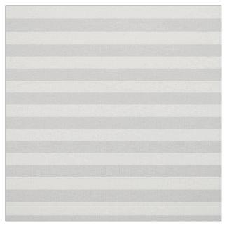Pastel Gray Striped Fabric