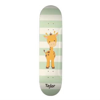Pastel Green Stripes.jpg Skateboards