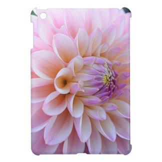 Pastel Hued Dahlia iPad Mini Cover