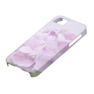 Pastel Hydrangea Flowers iPhone 5 Case