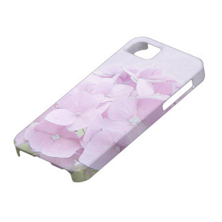 Pastel Hydrangea Flowers iPhone 5 Cover