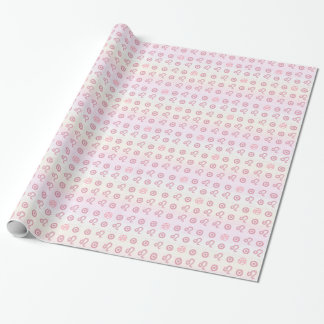 Pastel Leo Wrapping Paper