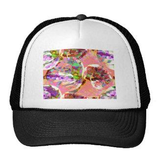 pastel,lilies,rainbows,love,romance,bouquet,buds,f trucker hat