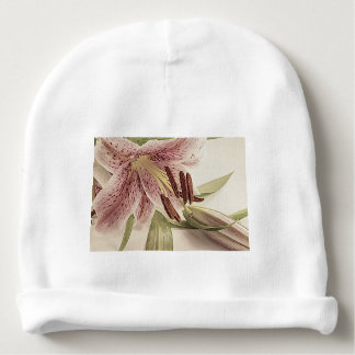 Pastel Lilly. Baby Beanie