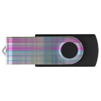 Pastel Lines USB Flash Drive