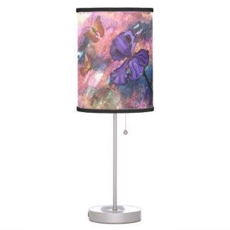 Pastel Monarchs Lamp