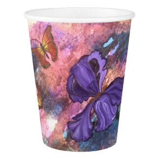 Pastel Monarchs Paper Cups II Paper Cup