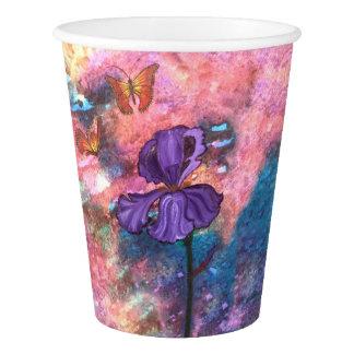 Pastel Monarchs Paper Cups Paper Cup