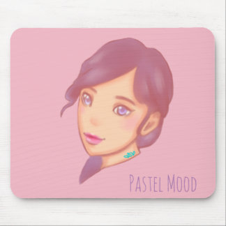Pastel Mood Mouse Pad