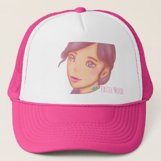 Pastel Mood Trucker Hat