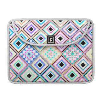 Pastel Native Inspired Sleeve For MacBooks