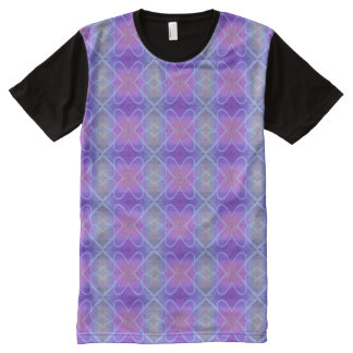 Neon purple shirts neon purple t shirts custom clothing for Bright purple t shirt