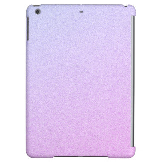 Pastel Ombre Glitter iPad Air Covers