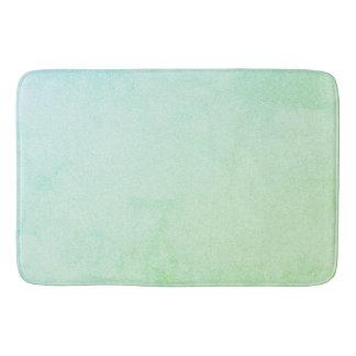 Pastel Ombre Glitter Look Bath Mat