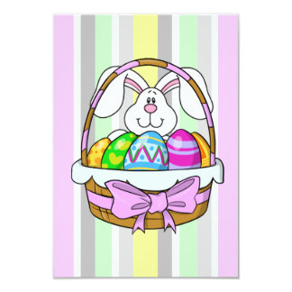 Pastel Pallet Easter Party Invitations