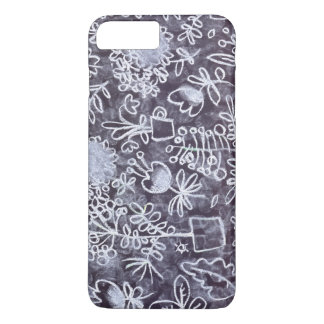 Pastel pattern Flora iphone iPhone 7 Plus Case