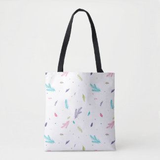 Pastel Pines CUSTOMIZABLE Tote Bag