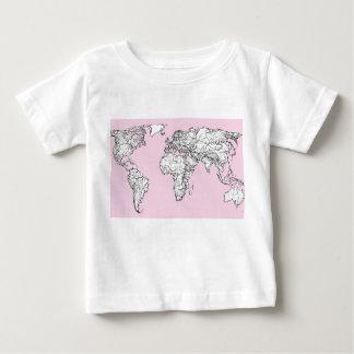 Pastel pink atlas tee shirt