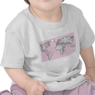Pastel pink atlas t-shirt