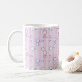 Pastel Pink Coffee Mug