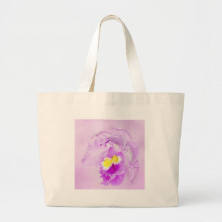 Pastel Pink Orchid Tote Bag