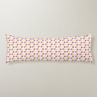 Pastel Pinwheels Body Pillow