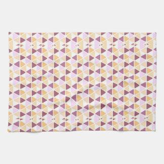Pastel Pinwheels Kitchen Towel