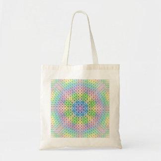 Pastel Pixels Bags